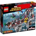 LEGO Super Heroes 76057 SPIDER WEB WARRIOR ULTIMATE BRIDGE