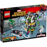 LEGO Super Heroes 76059 SPIDER DOC OCK'S TENTACLE TRAP
