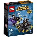 LEGO Super Heroes 76061 MIGHTY MICROS BATMAN VS CATWOMAN