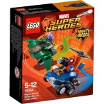 LEGO Super Heroes 76064 MIGHTY MICROS SPIDERMAN VS GREEN