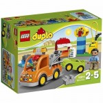LEGO DUPLO Town 10814 TOW TRUCK