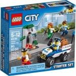 LEGO City Police 60136 Police Starter Set