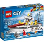 LEGO City Great Vehicles 60147 Fishing Boat