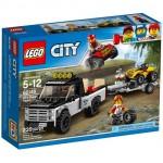 LEGO City Great Vehicles 60148 ATV Race Team
