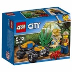LEGO City In/Out 2017 60156 Jungle Buggy