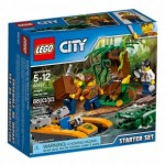 LEGO City In/Out 2017 60157 Jungle Starter Set