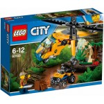 LEGO City In/Out 2017 60158 Jungle Cargo Helicopter