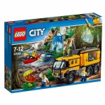 LEGO City In/Out 2017 60160 Jungle Mobile Lab