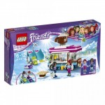 LEGO Heartlake 41319 Snow Resort Hot Chocolate Van