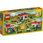 LEGO Creator Buildings 31067 Modular Poolside Holiday