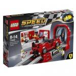LEGO Speed Champions 75882 Ferrari FXX K & Development