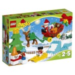 LEGO DUPLO Street 10837 Santa's Winter Holiday