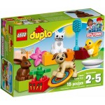 LEGO DUPLO Town 10838 Family Pets