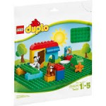 LEGO Duplo 2304 Large Green Building Plate duplo