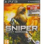 PS3: Sniper Ghost Warrior กล่องเหล็ก