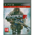 PS3: Sniper 2 Ghost Warrior Limited Edition (Z2)