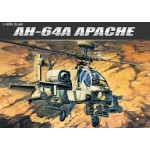 AC 12262 (2115) APACHE AH-64 1/48