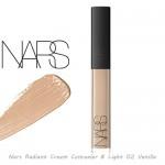 NARS Radiant Creamy Concealer #Light2 Vanilla