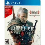 PS4: The Witcher III Wild Hunt (ZALL)