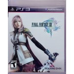 PS3: Final Fantasy XIII
