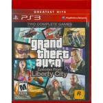 PS3: Grand Theft Auto Episodes from Liberty City (Z1)