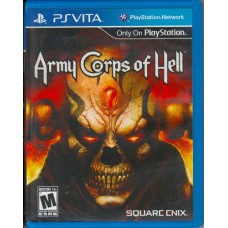 PSVITA: Army Corps of Hell (Z1)Eng