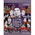 PS3: Sleeping Dogs
