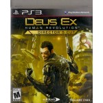 PS3: Deus Ex Human Revolution Director's Cut (Z1)