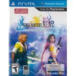 PSVITA: Final Fantasy X/X-2 HD Remaster (ZALL)