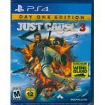 PS4: JUST CAUSE 3 (R1)(EN)