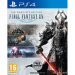 PS4: FINAL FANTASY XIV ONLINE : THE COMPLETE EDITION (R1)(EN)