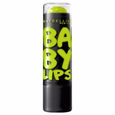 MAYBELLINE BABY LIPS ELECTRO POP minty sheer