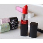 MAYBELLINE COLOR SHOW CREAMY MATTE  M202 firecracker red