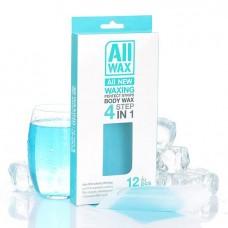 All Wax Waxing Perfect Strips #Blue 12 pcs
