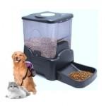 ที่ให้อาหารสุนัข แบบตั้งเวลาได้ เหมาะกับสุนัขพันธุ์กลางและพันธุ์ใหญ่ ขนาดบรรจุ 45 ถ้วย/10 L.