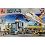 Sluban 0367 Aviation 678PCS
