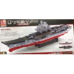 Sluban 0388 Plan Liaoning 1881PCS