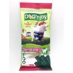 ด็อก เอ็นจอย Dog'n joy Dentcare อาหารว่างสำหรับสุนัขพันธุ์เล็ก แพ็ค 8 ชิ้น ขนาด 70 กรัม