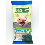 ด็อก เอ็นจอย Dog'n joy Dentcare อาหารว่างสำหรับสุนัขพันธุ์กลาง แพ็ค 5 ชิ้น ขนาด 80 กรัม