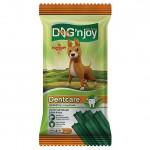 ด็อก เอ็นจอย Dog'n joy Dentcare อาหารว่างสำหรับสุนัขพันธุ์ใหญ่ แพ็ค 4 ชิ้น ขนาด 90 กรัม