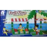 Wange Toys 26141 Fruit Shop 114PCS