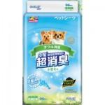 Honey แผ่นรองซับฉี่สุนัข รุ่นพรีเมี่ยมกลิ่นชาโคล size S 33*45ซม. จำนวน 96 แผ่น/แพ็ค