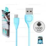 REMAX Cable Micro USB RC-050M LESU (Blue)