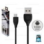REMAX Cable Micro USB RC-050M LESU (Black)