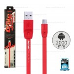 REMAX Cable Micro ( Red) 2M / Full Speed