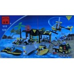 Enlighten 111 Police Series 528PCS