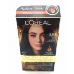 L'Oreal Paris Excellence Fashion Sparking Visible Color 5.54 Intense Warm  Auburn