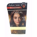 L'Oreal Paris Excellence Fashion Sparking Visible Color 6.34 Intense Golden Auburn สีน้ำตาแดงประกายทอง