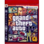 PS3: Grand Theft Auto 4 (GTA 4)