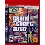 PS3: Grand Theft Auto 4 (GTA 4)